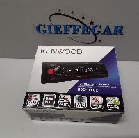 AUTORADIO KENWOOD CD - USB - AUX IN - KDC100UR