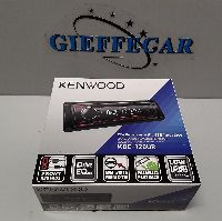 AUTORADIO KENWOOD MP3 CD AUX  -  KDC120UR